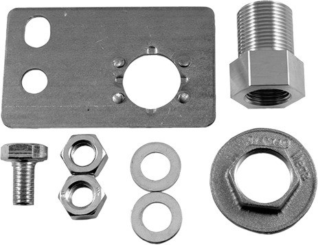 Pre-Installation Kit for SensoWash® with Concealed Connections